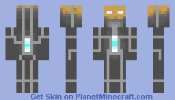 Experiment H-10X3 Minecraft Skin