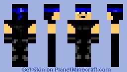 blue bandana ninja