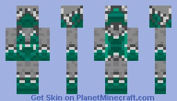 cool diomond robot Minecraft Skin