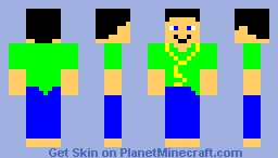 Famous dude Minecraft Skin