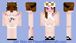 Bikini Girl [Updated] Minecraft Skin