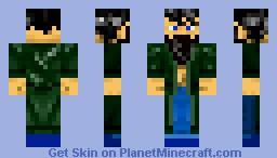 Evil Wizard Minecraft Skin