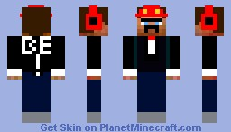 Creepy Skin...Creepy!!! Minecraft Skin