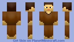 Poor Peasant [Contest] Minecraft Skin