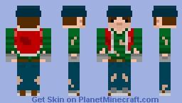 Yup he's hobo alright Minecraft Skin