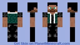 Metal_Punk Minecraft Skin