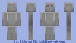 Robot Slime Base Minecraft Skin