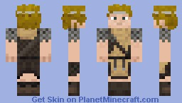 The Squire of Lord Formont Minecraft Skin