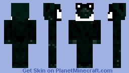 Smile Dog (Demonic Husky) Minecraft Skin