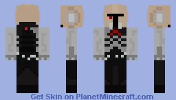 Sith Stalker Armor Minecraft Skin
