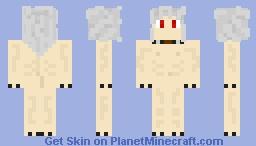 Pluto (Black Butler) Minecraft Skin