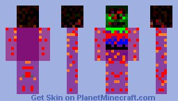 COLORY Minecraft Skin