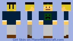Bandana Dude Minecraft Skin
