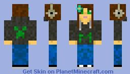 Skin For Gals Minecraft Skin