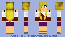 Blonde From NewYork Minecraft