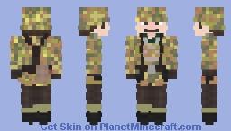 (𝕄𝕪𝕜𝕖𝕚) 𝖂𝖊𝖍𝖗𝖒𝖆𝖈𝖍𝖙 𝖘𝖔𝖑𝖉𝖎𝖊𝖗 ( 𝓢𝓹𝓻𝓲𝓷𝓰 𝓟𝓵𝓪𝓽𝓪𝓷𝓮𝓷𝓶𝓾𝓼𝓽𝓮𝓻) Minecraft Skin