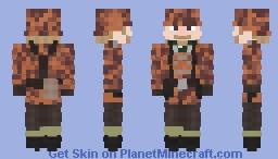 (𝕄𝕪𝕜𝕖𝕚) 𝖂𝖊𝖍𝖗𝖒𝖆𝖈𝖍𝖙 𝕾𝖔𝖑𝖉𝖎𝖊𝖗 ( 𝓐𝓾𝓽𝓾𝓶𝓷 𝓟𝓵𝓪𝓽𝓪𝓷𝓮𝓷𝓶𝓾𝓼𝓽𝓮𝓻) Minecraft Skin