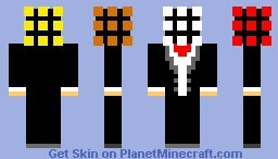 SkitScape Skin Minecraft