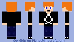 My Skin (UPGRADED) Minecraft Skin