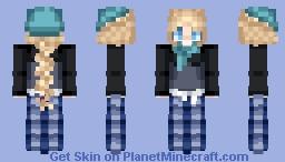 Myriam S. Minecraft Skin