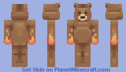 Friendlies Minecraft Skin