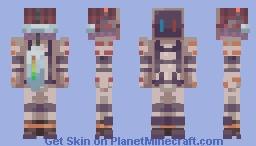 KINØ Minecraft Skin