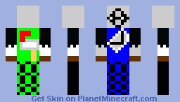 Mail-Man! Minecraft Skin