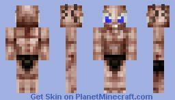Malino Civillian Minecraft Skin