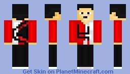 The Skin of Kraiku12 [Request] Minecraft Skin