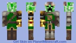 CreeperAwMen762 (Medieval/Explorer Ver.) Minecraft Skin