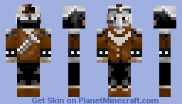 Viking (Very Detailed) Minecraft Skin