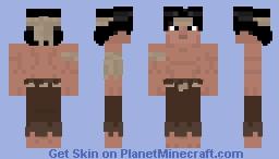 Náufrago/Castaway Minecraft Skin