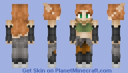 Naevia 2 Minecraft Skin