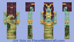 Naga Minecraft Skin