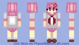 Nagisa Ichigaulait [Mix Ore] Minecraft Skin