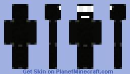 nailed robot Minecraft Skin