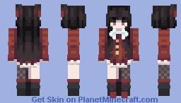Chinese Suit - NameMC Revamp // Part 2 Minecraft Skin