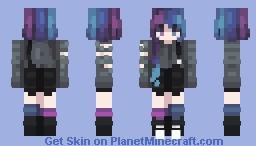 Galaxy - NameMC Revamp // Part 2 Minecraft Skin
