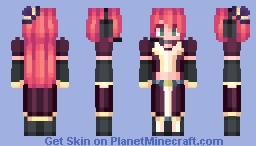 Namine Ritsu / Vocaloid - Request ♥ Minecraft Skin