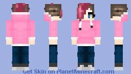 Miss Nancy Minecraft Skin