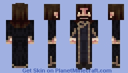 Nandor The Relentless - What we do in the shadows Minecraft Skin