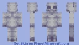 Nanobuganaut (8 colors) Minecraft Skin