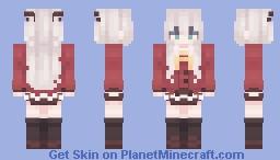友利 奈緒 / nao tomori Minecraft Skin