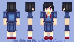 Naomi Nakashima [Corpse Party Rebuilt] Minecraft Skin