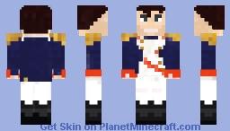 Napoleon Bonaparte Minecraft Skin