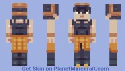 narancia ghirga Minecraft Skin
