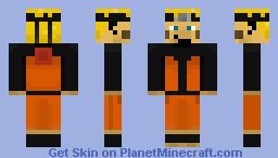 Naruto Shippuden Minecraft Skin