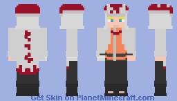 Naruto Uzumaki [7th Hokage] [Boruto] Minecraft Skin