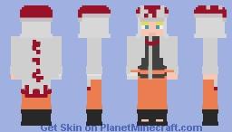 Naruto Uzumaki [7th Hokage] [Boruto] [Manga version] Minecraft Skin