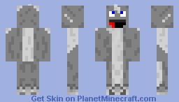 Narwhal (Fixed!) Minecraft Skin